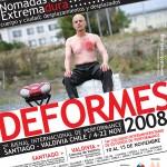 Afiche Deformes 2008